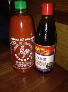 Sriracha & Hoisin Sauce