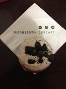 Cookies & Cream Cheesecake Cupcake